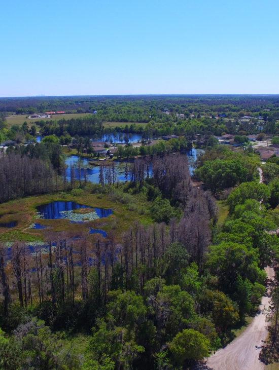 Pristine Lake Subdivision