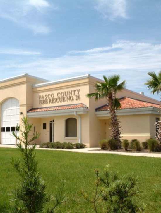 Pasco County Fire Stations