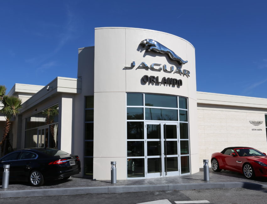 Jaguar of Orlando