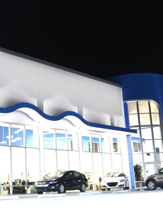 Regal Honda