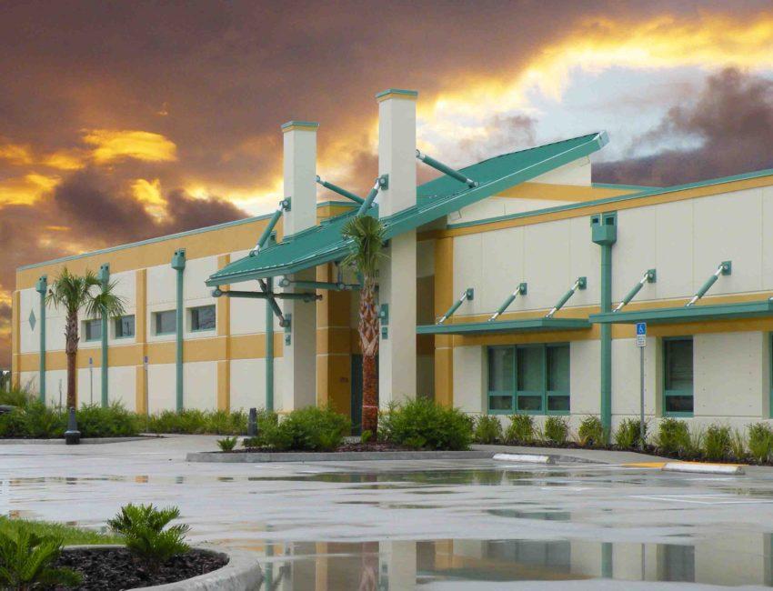 Mike Fasano Regional Hurricane Shelter