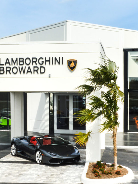 Lamborghini Broward