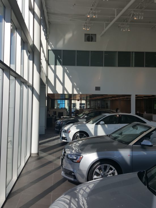 Audi Livermore