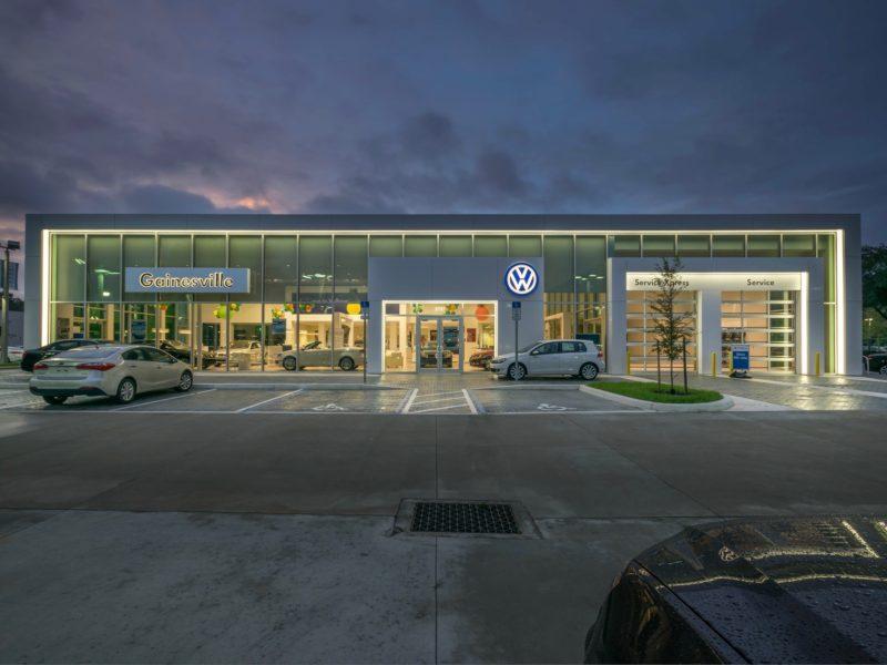 Lexus Of Wesley Chapel >> Projects – Spring Engineering, Inc.