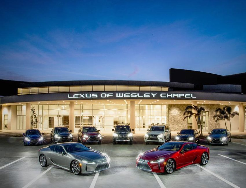 Lexus of Wesley Chapel