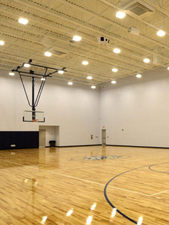 Classical Preparatory School Gymnasium & Classrooms